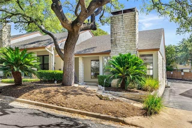 8821 Honeysuckle Trl, Austin, TX 78759 (#5251635) :: Ben Kinney Real Estate Team
