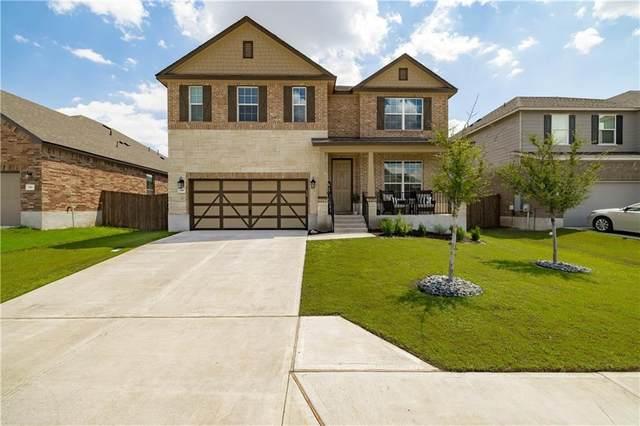 343 Reunion Ln, Georgetown, TX 78626 (#5255165) :: Sunburst Realty