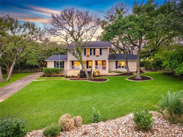 10615 Spicewood Pkwy, Austin, TX 78750 (#5256922) :: Lancashire Group at Keller Williams Realty