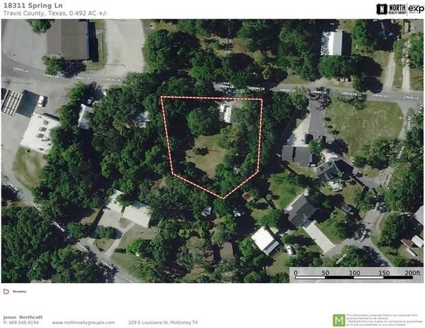 18311 Spring Ln, Jonestown, TX 78645 (#5259561) :: Front Real Estate Co.