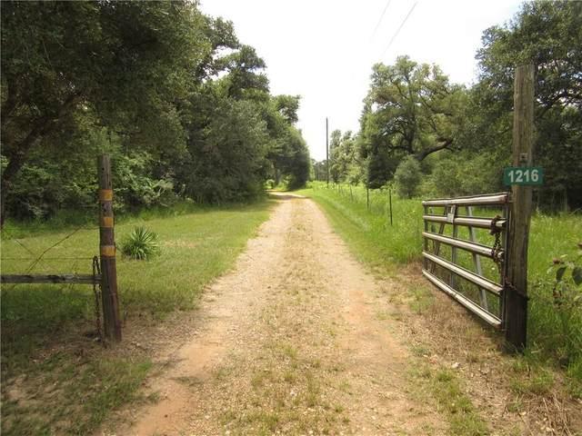 1216 Coxwell Rd, Sheridan, TX 77442 (#5262289) :: Green City Realty