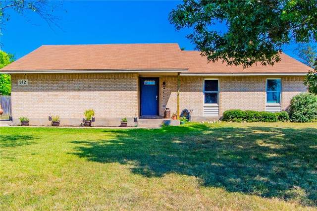 312 Sunset Dr, Burnet, TX 78611 (#5265554) :: Papasan Real Estate Team @ Keller Williams Realty