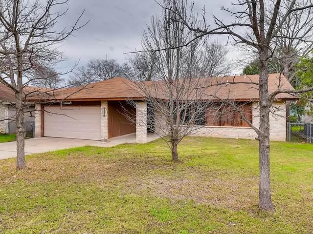 1200 Spearson Ln, Austin, TX 78745 (#5266098) :: Ben Kinney Real Estate Team