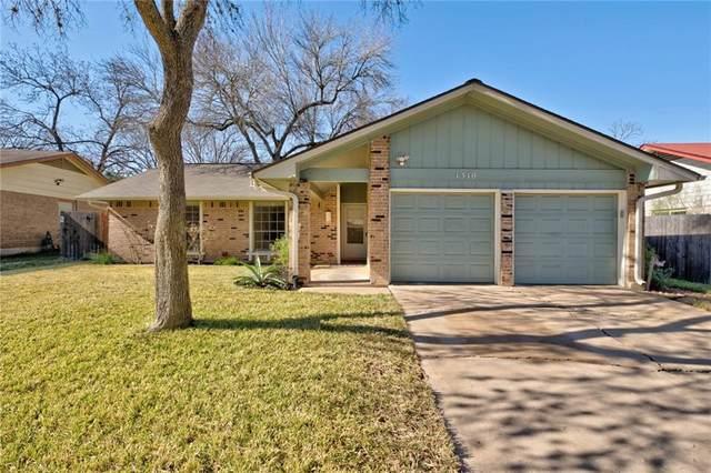 1310 Radam Cir, Austin, TX 78745 (MLS #5269529) :: Vista Real Estate