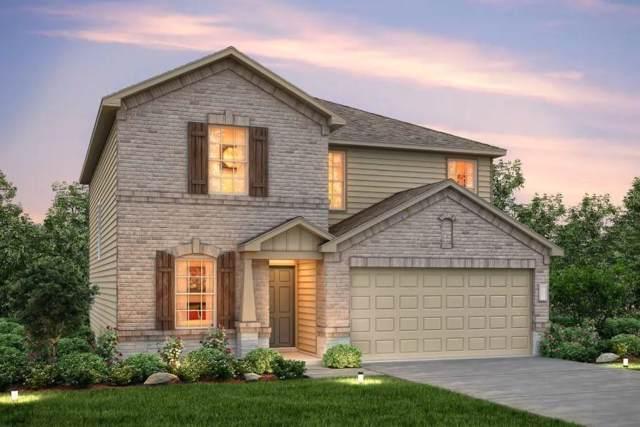 516 Crane Crest Dr, Jarrell, TX 76537 (#5270882) :: Ana Luxury Homes