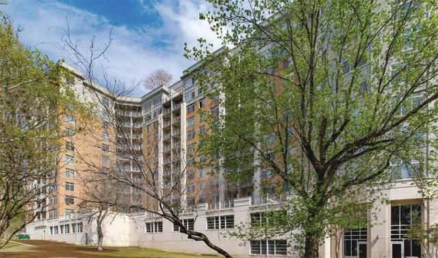 54 Rainey St #316, Austin, TX 78701 (#5270904) :: Front Real Estate Co.