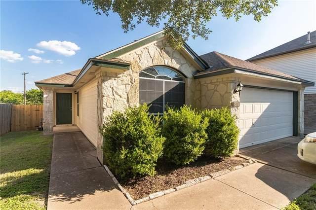 809 Bushmills Ct, Pflugerville, TX 78660 (#5274418) :: Papasan Real Estate Team @ Keller Williams Realty