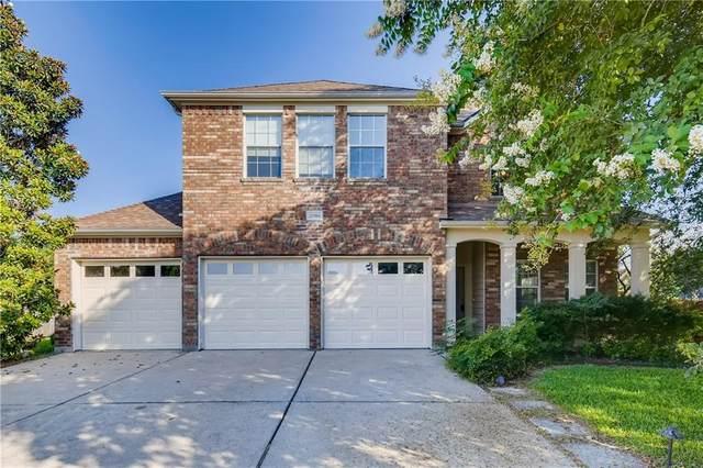 20916 Mandrake Dr, Pflugerville, TX 78660 (#5275664) :: Papasan Real Estate Team @ Keller Williams Realty