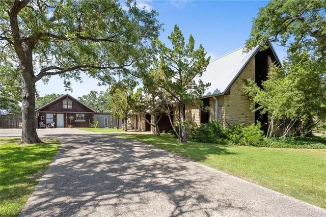 814 Paseo De Vaca, Marble Falls, TX 78654 (#5275788) :: Resident Realty
