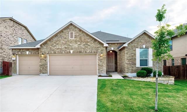 1058 Toltec Trl, Georgetown, TX 78626 (#5277249) :: Papasan Real Estate Team @ Keller Williams Realty