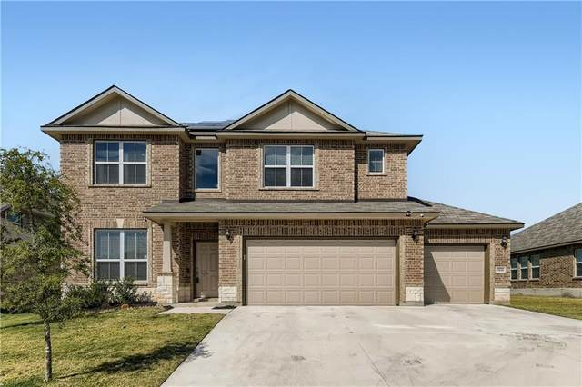 19116 Quebrada Dr, Pflugerville, TX 78660 (#5278743) :: The Summers Group
