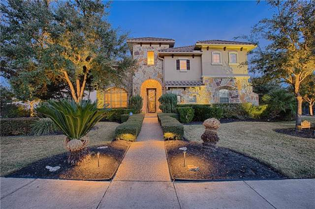1309 Hawks Canyon Cir, Austin, TX 78732 (#5278765) :: The Perry Henderson Group at Berkshire Hathaway Texas Realty