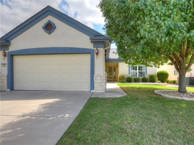 306 Cobalt Cv, Georgetown, TX 78633 (#5280243) :: Ana Luxury Homes