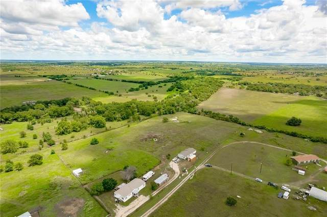 105 Private Road 923, Florence, TX 76527 (#5280298) :: R3 Marketing Group