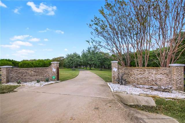 7 Windemere, Leander, TX 78641 (#5280372) :: The Perry Henderson Group at Berkshire Hathaway Texas Realty