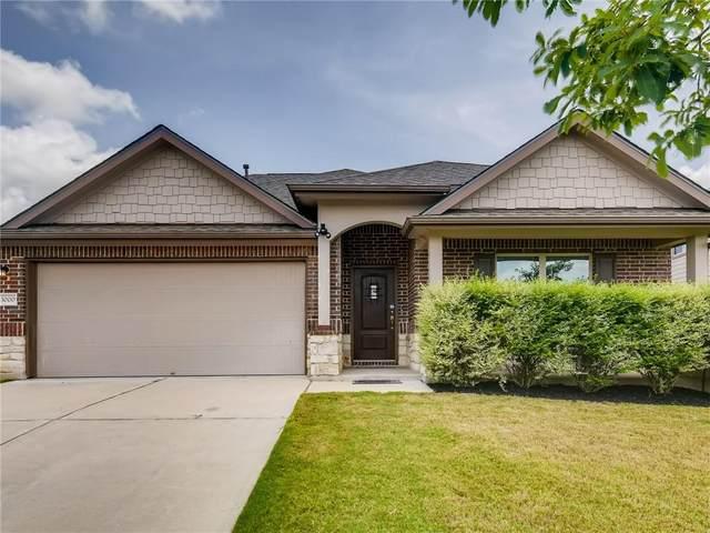 3000 Open Plain Dr, Pflugerville, TX 78660 (#5281917) :: Papasan Real Estate Team @ Keller Williams Realty