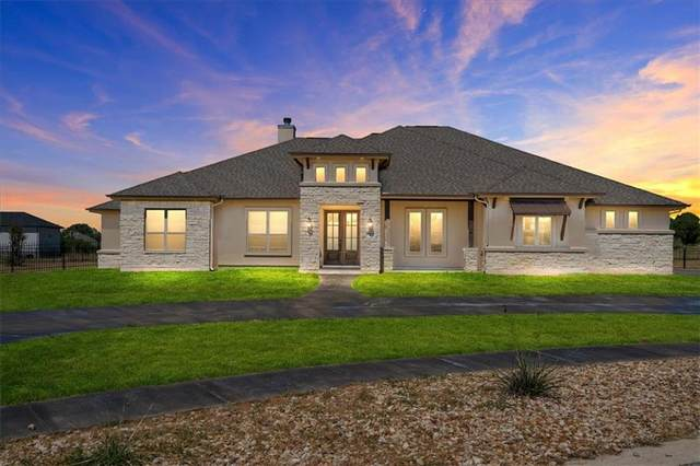 505 Golden Eagle Way, Liberty Hill, TX 78642 (#5282253) :: Watters International