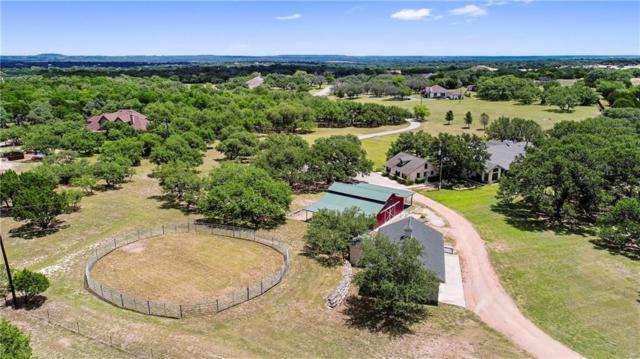255 S Showhorse Dr, Liberty Hill, TX 78642 (#5282746) :: 12 Points Group