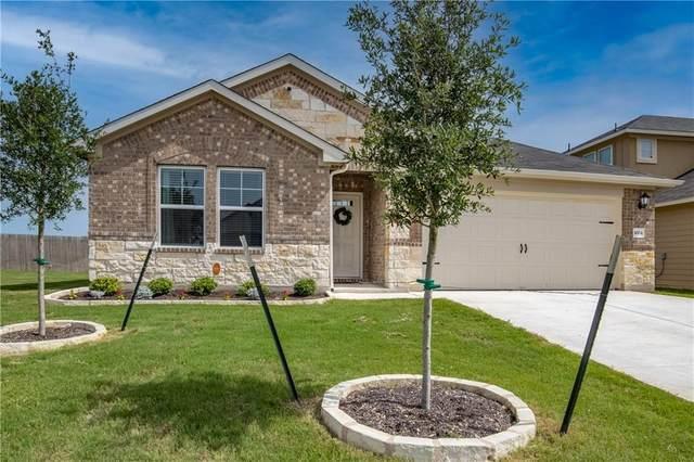 1004 Corolla Ct, Hutto, TX 78634 (#5284142) :: Papasan Real Estate Team @ Keller Williams Realty