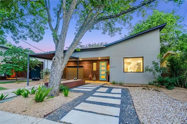 1307 Brentwood St A, Austin, TX 78757 (MLS #5284370) :: Vista Real Estate