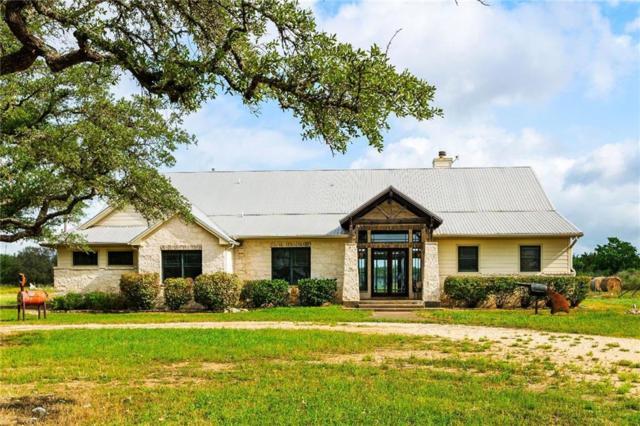 9000 Ranch Road 1869, Liberty Hill, TX 78642 (#5284594) :: The Heyl Group at Keller Williams