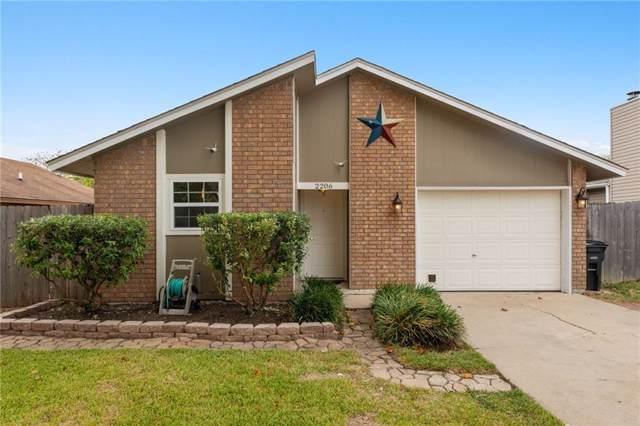 2206 Carousel Dr, Killeen, TX 76543 (#5286070) :: Ben Kinney Real Estate Team