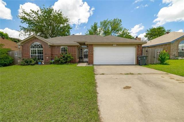 2604 Coley Dr, Killeen, TX 76543 (#5287694) :: The Summers Group