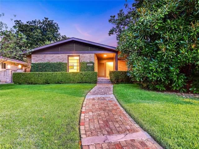 1807 Vance Cir, Austin, TX 78701 (#5289868) :: Ben Kinney Real Estate Team