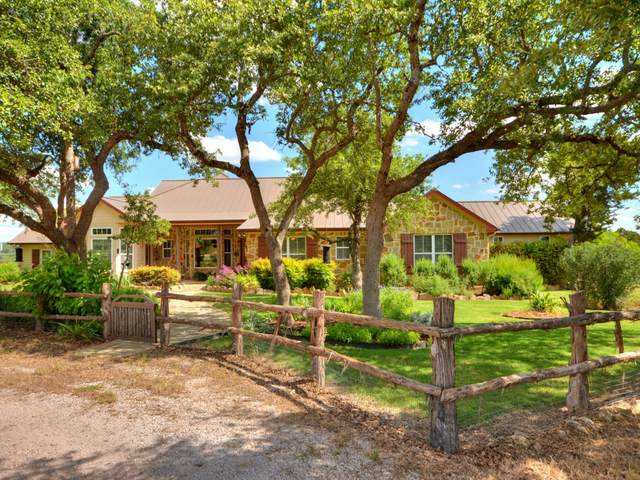 3401 Wolf Creek Ranch, Burnet, TX 78611 (#5289963) :: The Heyl Group at Keller Williams