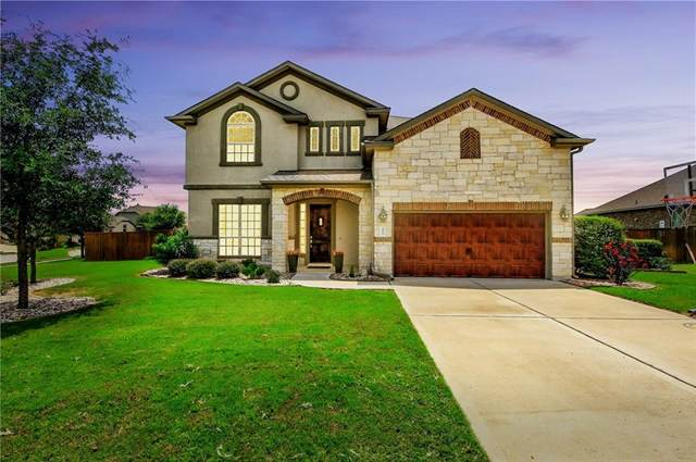 2900 San Milan Pass, Round Rock, TX 78665 (#5290833) :: ORO Realty