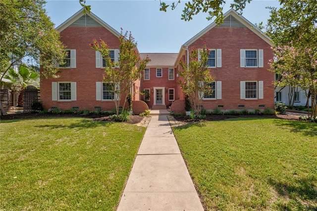 1513 Pease Rd #6, Austin, TX 78703 (#5297286) :: Papasan Real Estate Team @ Keller Williams Realty
