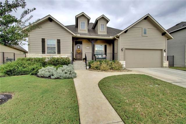 521 San Michelle Ln, Georgetown, TX 78628 (#5297344) :: Douglas Residential