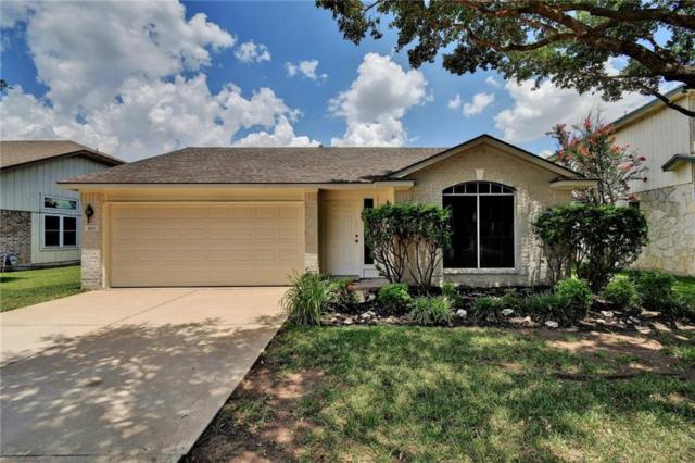 602 Stallion Dr, Cedar Park, TX 78613 (#5298839) :: The Smith Team