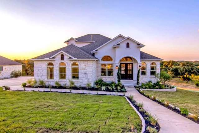 210 Hawthorne Loop, Driftwood, TX 78619 (#5301380) :: The Perry Henderson Group at Berkshire Hathaway Texas Realty