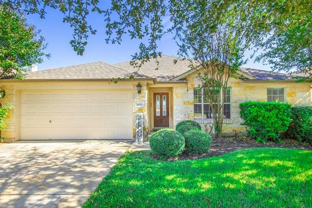 4493 Heritage Well Ln, Round Rock, TX 78665 (#5302067) :: The Smith Team