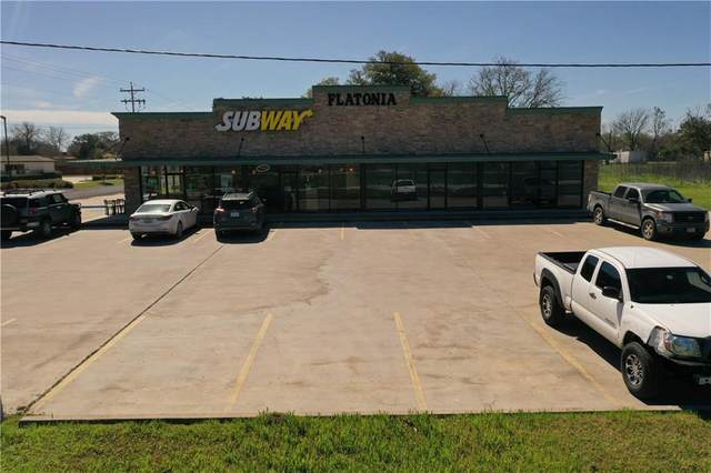 230 E I 10 Frontage Rd, Flatonia, TX 78941 (#5304074) :: Ben Kinney Real Estate Team