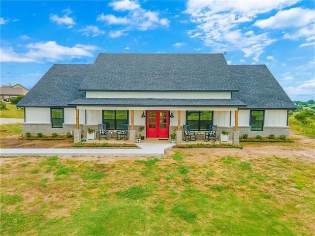 709 Three Creeks Dr, Bertram, TX 78605 (#5305547) :: Papasan Real Estate Team @ Keller Williams Realty