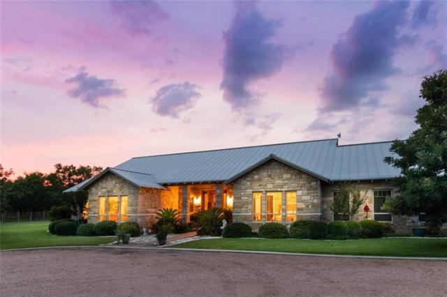 1550 County Road 119, Burnet, TX 78611 (#5306948) :: 12 Points Group