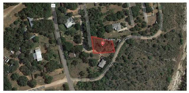 (Lot 401) Littlewin, Spicewood, TX 78669 (#5307101) :: The Perry Henderson Group at Berkshire Hathaway Texas Realty