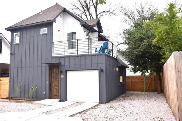 2807 E 4th St B, Austin, TX 78702 (#5309388) :: The Gregory Group
