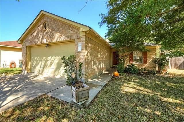 611 Masonwood Dr, Kyle, TX 78640 (#5309504) :: Papasan Real Estate Team @ Keller Williams Realty