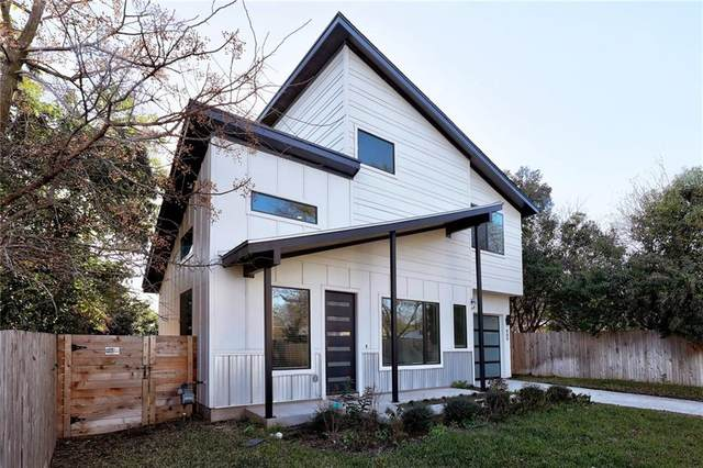 409 Delmar Ave #2, Austin, TX 78752 (#5310482) :: Zina & Co. Real Estate
