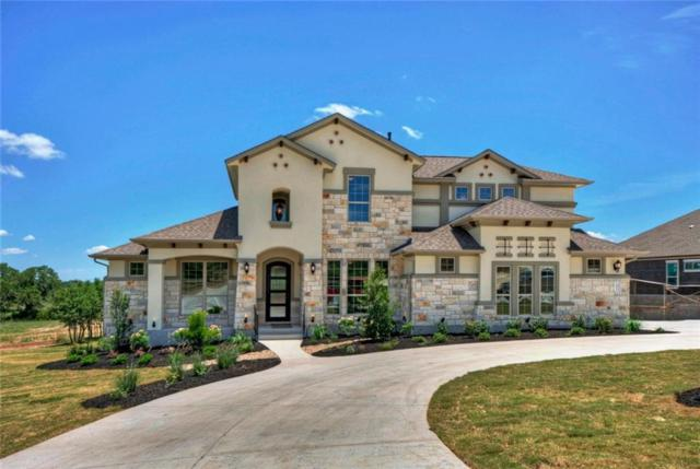 201 Questa Trl, Liberty Hill, TX 78642 (#5311079) :: The Perry Henderson Group at Berkshire Hathaway Texas Realty