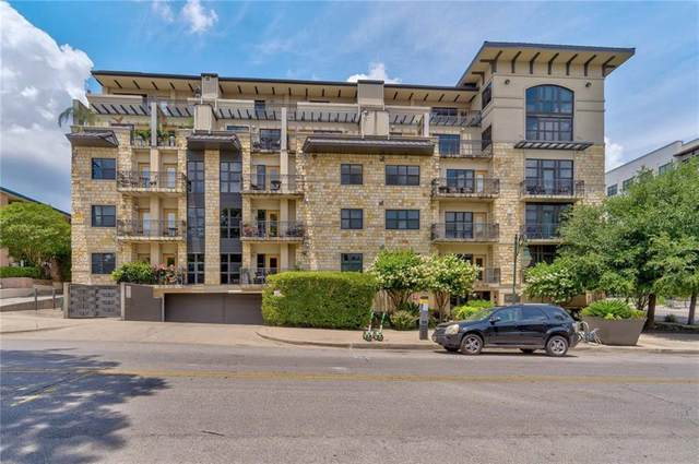 1812 West Ave #106, Austin, TX 78701 (#5311429) :: Watters International