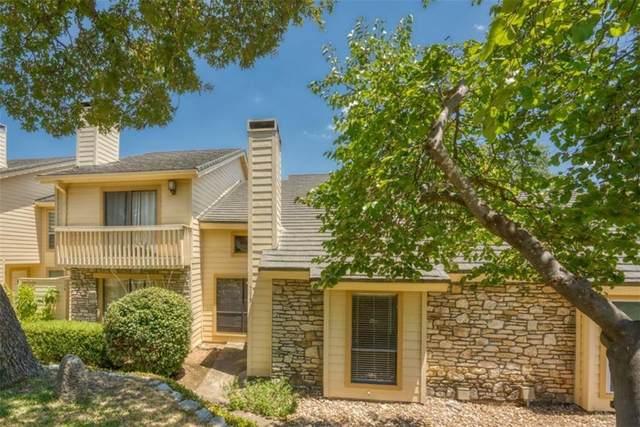 1209 Hi Stirrup #115, Horseshoe Bay, TX 78657 (#5312284) :: Zina & Co. Real Estate