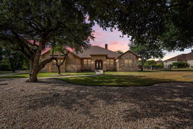 401 Oak Branch Dr, Georgetown, TX 78633 (#5313771) :: The Perry Henderson Group at Berkshire Hathaway Texas Realty