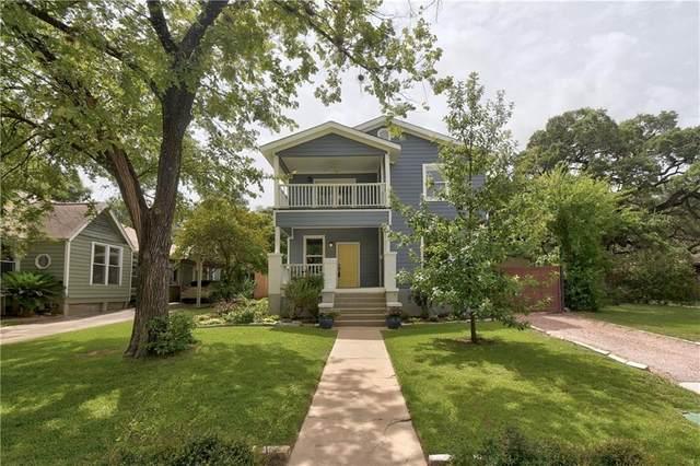 3309 Hampton Rd, Austin, TX 78705 (#5314019) :: Zina & Co. Real Estate