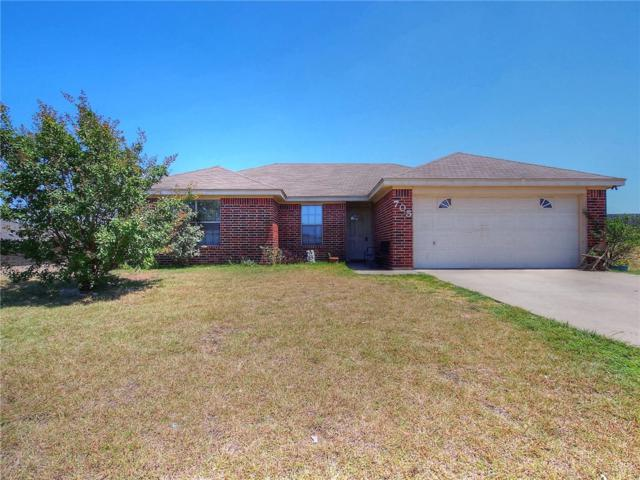 705 Jorgette Dr, Harker Heights, TX 76548 (#5318107) :: The Heyl Group at Keller Williams