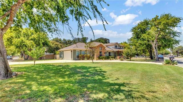 1804 Leander St, Georgetown, TX 78626 (#5318503) :: Lauren McCoy with David Brodsky Properties