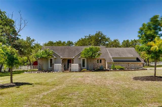 27 Carriage House Ln, Austin, TX 78737 (#5321729) :: All City Real Estate
